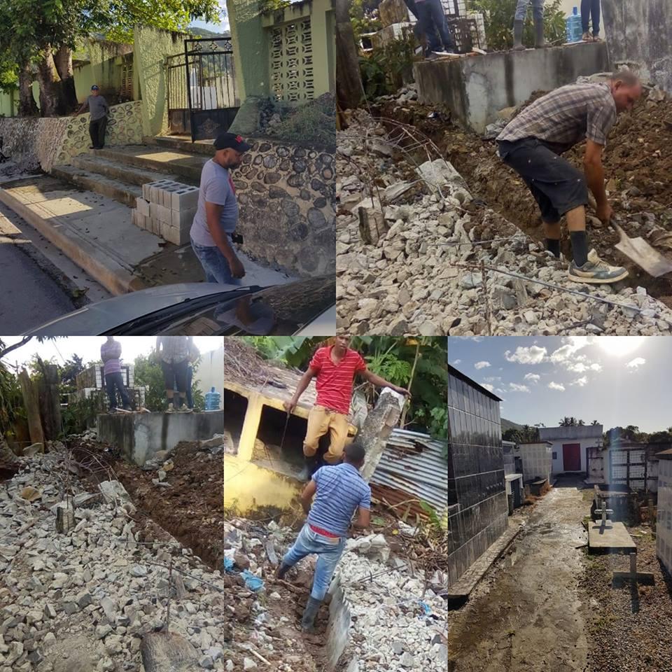 Alcalde Melvin Ramírez afirma adecuación de cementerio es un gran desafío
