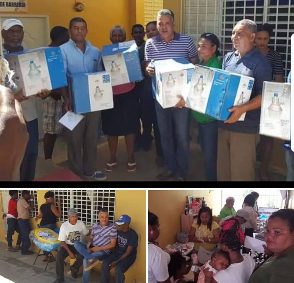 Alcaldía concluye operativo en la comunidad Arroyo Higuero